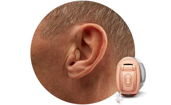 Audífonos MODELO CIC