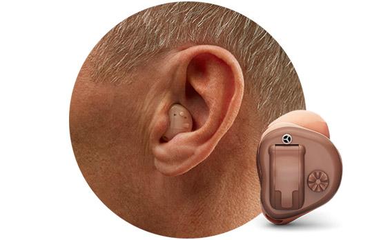 Audífonos MODELO ITC