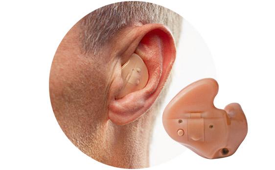 Audífonos MODELO ITE