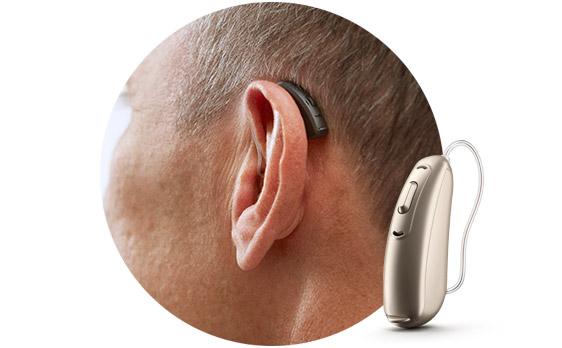 Audífonos MODELO RIC